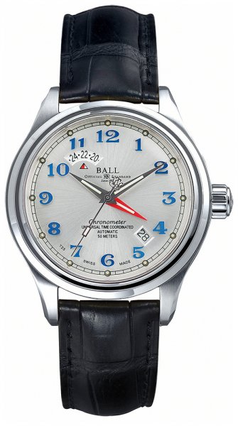Ball GM1020D-LCJ-SL Trainmaster Cleveland Express Dual Time
