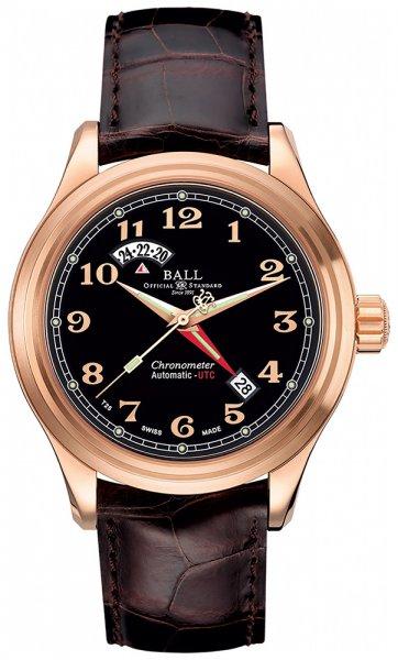 GM1020D-PG-LCJ-BK - zegarek męski - duże 3