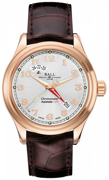 GM1020D-PG-LCJ-SL - zegarek męski - duże 3