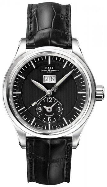 GM1056D-L2J-BK - zegarek męski - duże 3
