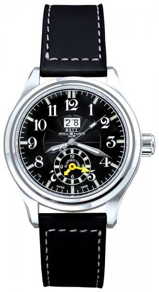 GM1056D-LFJ-BK - zegarek męski - duże 3
