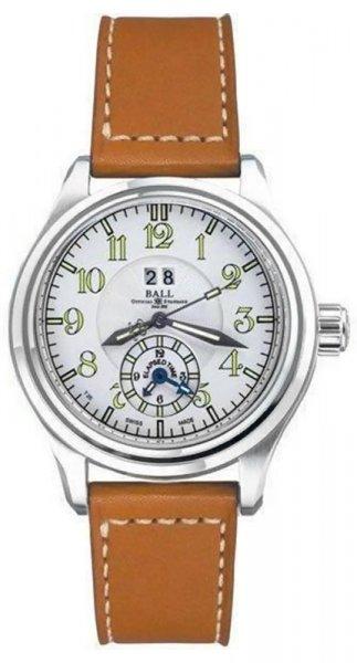 GM1056D-LFJ-WH - zegarek męski - duże 3
