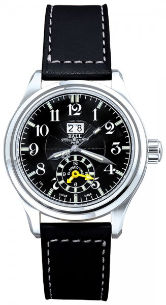GM1056D-LJ-BK - zegarek męski - duże 3