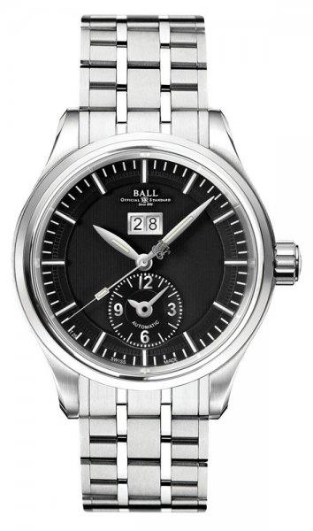 GM1056D-S2J-BK - zegarek męski - duże 3