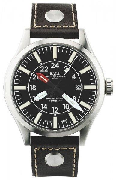 GM1086C-LJ-BK - zegarek męski - duże 3
