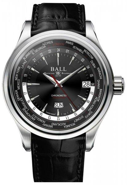 GM2020D-LL1FCJ-BK - zegarek męski - duże 3