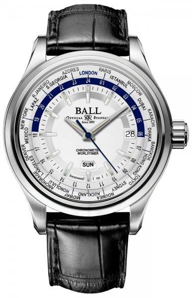 GM2020D-LL1FCJ-SL - zegarek męski - duże 3