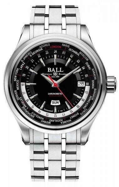 GM2020D-S1CJ-BK - zegarek męski - duże 3