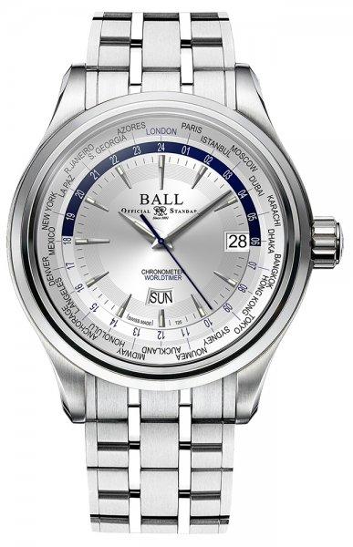 GM2020D-S1CJ-SL - zegarek męski - duże 3