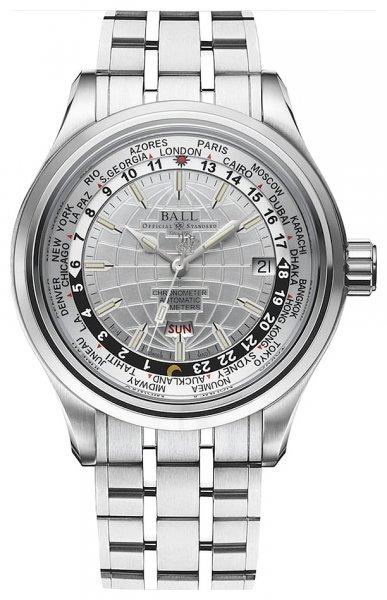 GM2020D-SCJ-WH - zegarek męski - duże 3