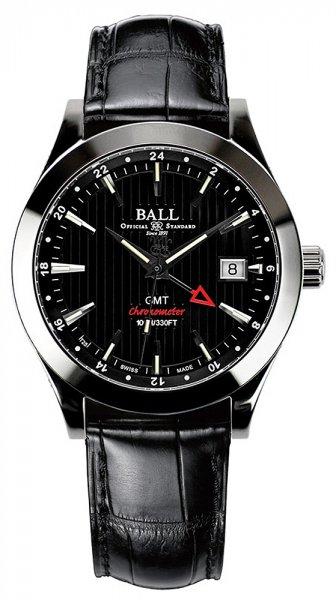 GM2026C-LCJ-BK - zegarek męski - duże 3