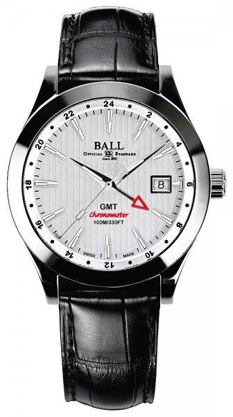 GM2026C-LCJ-WH - zegarek męski - duże 3