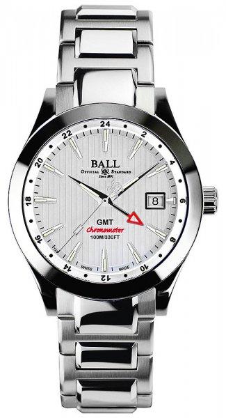GM2026C-SCJ-WH - zegarek męski - duże 3