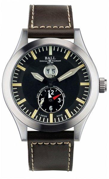 GM2086C-L1-BK - zegarek męski - duże 3