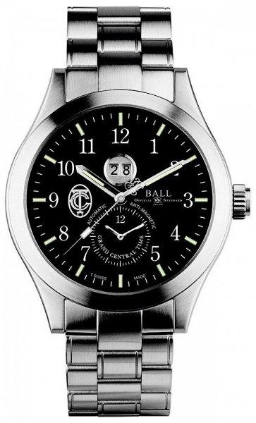 GM2086C-S2-BK - zegarek męski - duże 3