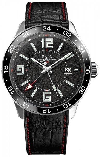 GM3090C-LLAJ-BK - zegarek męski - duże 3