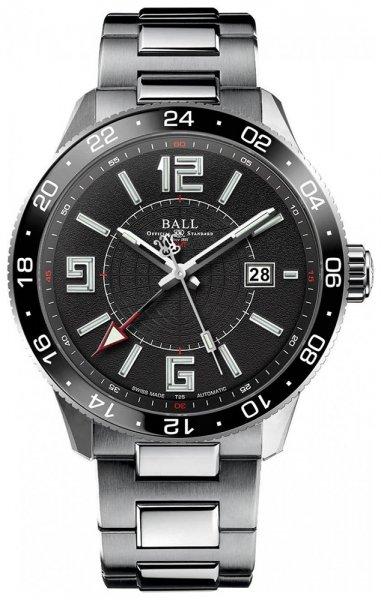 GM3090C-SAJ-BK - zegarek męski - duże 3