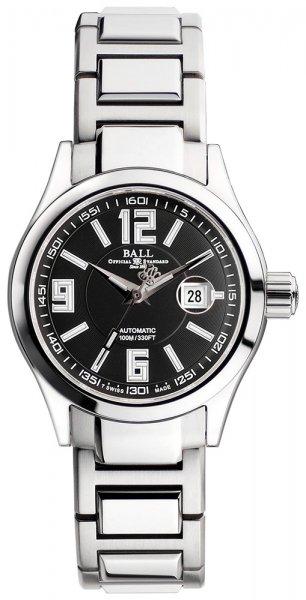 NL1026C-SA-BK - zegarek damski - duże 3