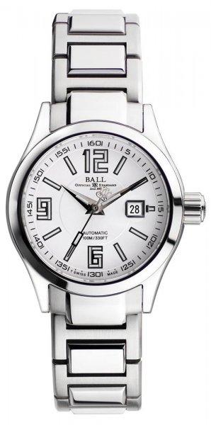 NL1026C-SA-WH - zegarek damski - duże 3