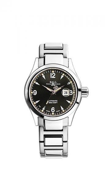 NL1026C-SJ-BK - zegarek męski - duże 3