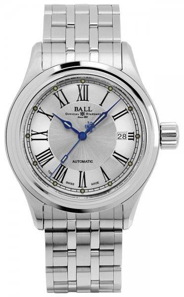 NL1038D-S2J-SL - zegarek damski - duże 3