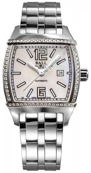 NL1068D-DIA-S3AJ-WH - zegarek damski - duże 3