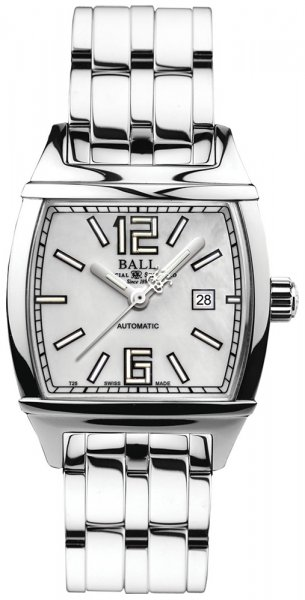 NL1068D-S3AJ-WH - zegarek damski - duże 3