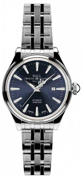 NL2080D-SJ-BE - zegarek damski - duże 3