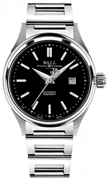 NL2098C-SJ-BK - zegarek damski - duże 3