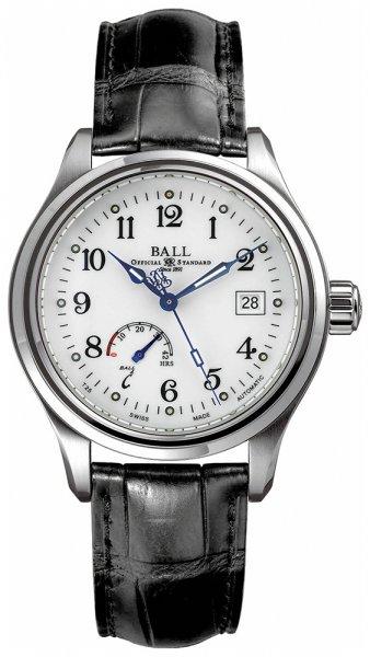 NM1056D-L1FJ-WH - zegarek męski - duże 3