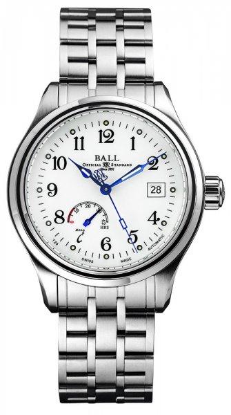NM1056D-S1J-WH - zegarek męski - duże 3