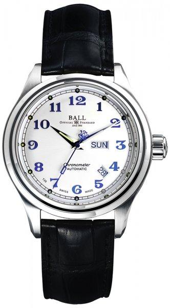 NM1058D-LCJ-SL - zegarek męski - duże 3