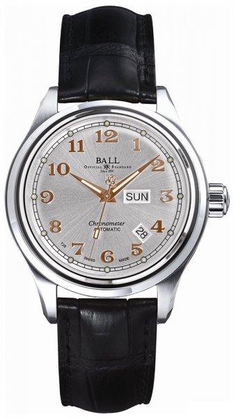 NM1058D-LCJ-SLRG - zegarek męski - duże 3