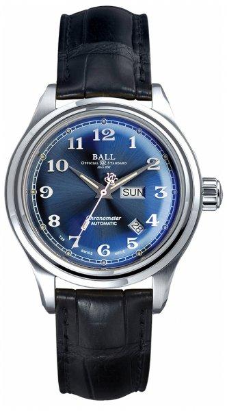 NM1058D-LFCJ-BE - zegarek męski - duże 3