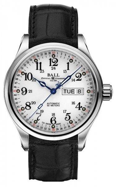 NM1058D-LL3FJ-WH - zegarek męski - duże 3