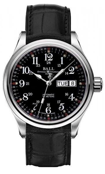 NM1058D-LL3J-BK - zegarek męski - duże 3