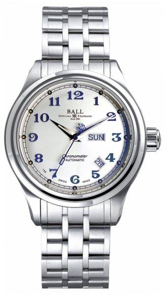 NM1058D-SCJ-SL - zegarek męski - duże 3