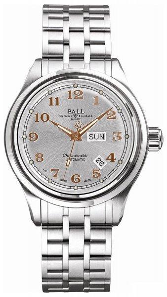 NM1058D-SCJ-SLRG - zegarek męski - duże 3
