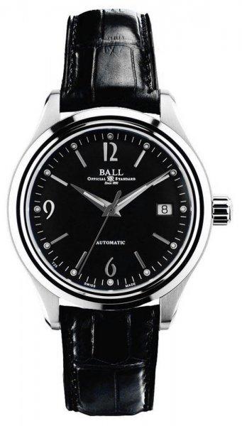 NM1060D-LFJ-BK - zegarek męski - duże 3