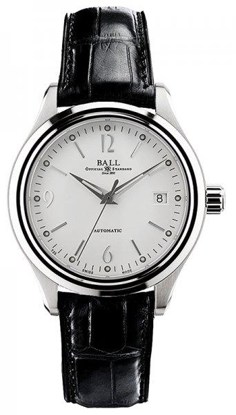 NM1060D-LJ-WH - zegarek męski - duże 3