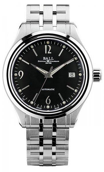 NM1060D-SJ-BK - zegarek męski - duże 3
