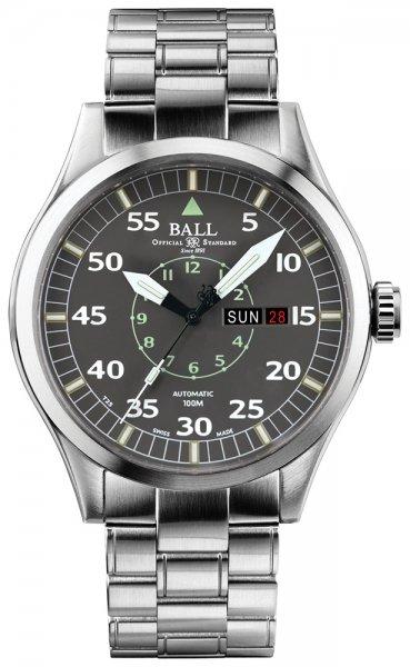 NM1080C-S5J-GY - zegarek męski - duże 3