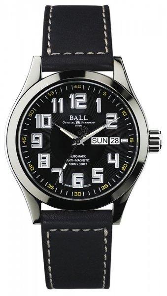 NM2020C-LFA-BKYE - zegarek męski - duże 3