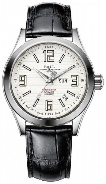 NM2026C-LF2CAJ-WH - zegarek męski - duże 3
