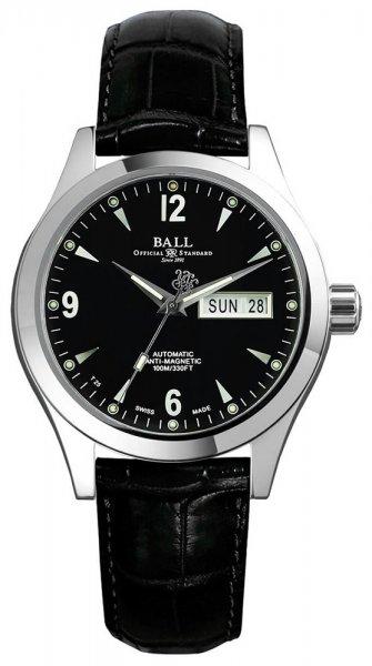 NM2026C-LF5J-BK - zegarek męski - duże 3