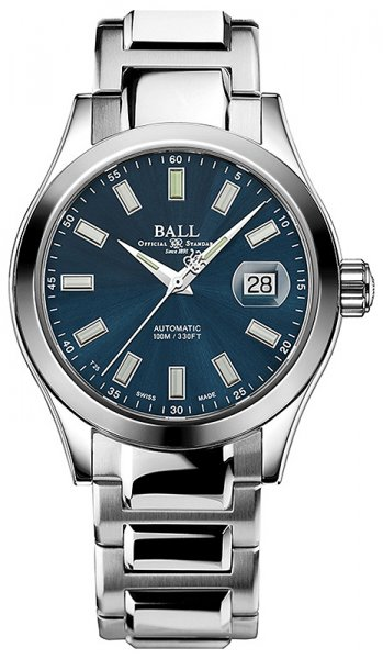 Zegarek Ball  NM2026C-S23J-BE - duże 1
