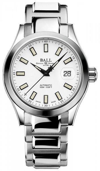NM2026C-S23J-WH - zegarek męski - duże 3