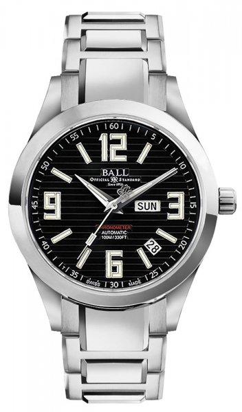NM2026C-S2CA-BK - zegarek męski - duże 3