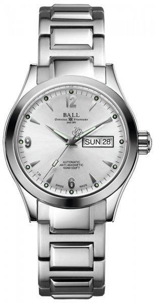 NM2026C-S5J-WH - zegarek męski - duże 3