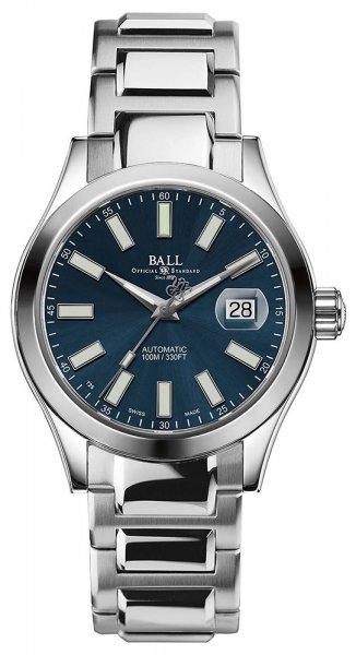 NM2026C-S6-BE - zegarek męski - duże 3